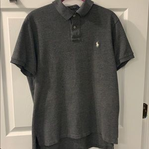 Polo by Ralph Lauren Men large custom fit good con